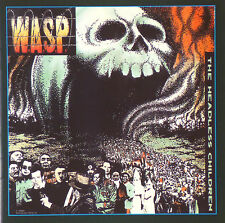 CD - W.A.S.P. - The Headless Children - #A1570