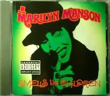 MARILYN MANSON Smells Like Childern Interscope 492 641-2 EU 1995 15trx CD