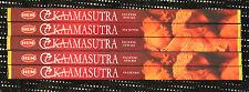 40 Sticks 5 Packs KAMASUTRA Aphrodisiac Romantic Spiritual Incense Insence HEM