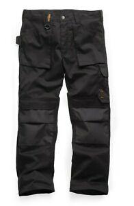 Scruffs Worker Trouser 2019 Black  Regular and Long Leg Lengths