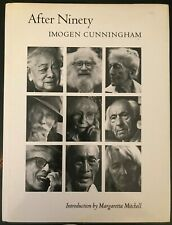Imogen Cunningham, After Ninety VINTAGE PHOTOGRAPHY BOOK, 1977 First edition