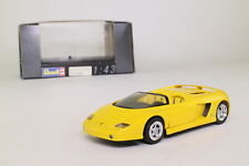 Revell 8502; 1989 Ferrari Mythos; Yellow, Opening Doors; Excellent Boxed