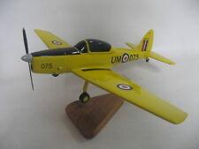 DeHavilland DHC-1 Chipmunk Canada RCAF Airplane Desktop Wood Model