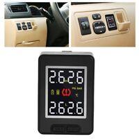 Waterproof Car TPMS Tire Pressure Monitor System + 4 Internal Sensors For Toyota