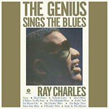 The Genius Sings The Blues - Ray Charles LP Vinile WAX TIME RECORDS