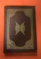 EASTON PRESS' COLLECTOR NOVEL AESOP'S FABLES - 100 GREATEST BOOKS EVER WRITTEN
