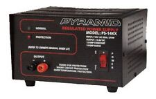 PYRAMID PS14K 12 AMP POWER SUPPLY W/OVERLOAD PROTECTION