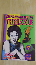 Tales Designed To Thrizzle Michael Kupperman # 7 2011 - VF+