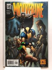 WOLVERINE #25 Enemy of the State 6 X-MEN Appearance (2003, Marvel) UNREAD NM-MT