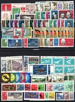 P135581/ GERMANY - DDR – YEARS 1958 - 1966 MINT MNH SEMI MODERN LOT – CV 105 $