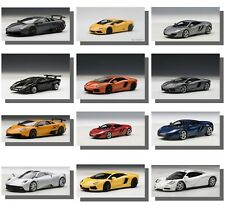 Autoart 1/18 Scale Cars, Extremely  High Quality.