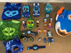 PJ Masks, Go Jetters, Rusty Rivets, Vehicles, Costumes & Figures Toy Bundle sets