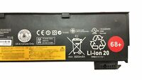 48WH OEM Genuine Lenovo ThinkPad Battery T440 T440s T450 X240 X240s X250 68+