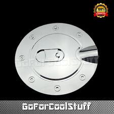 For 2009 10 11 12 13 14 15 Dodge Ram  Chrome Fuel Gas Cap Door Cover