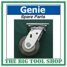 Genie SLA Material Lift Swivel Castor 57736 Spare Part Caster Wheel