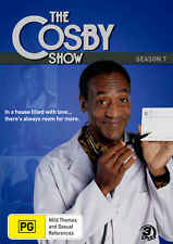 The Cosby Show : Season 7 (DVD, 2010, 3-Disc Set) - Region 4