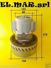 MOTORE BISTADIO 1200 W aspiratore industriale aspirapolvere aspiraliquidi bypass