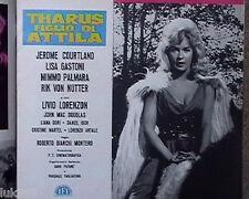 BROCHURE -  THARUS FIGLIO DI ATTILA LISA GASTONI