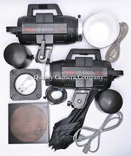 (2) 300Ws Monolight Studio Strobe Kit ! 600Ws Total Power ! UMBRELLA/GRID/ETC