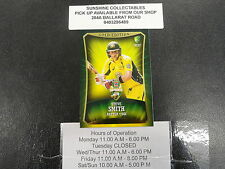 2016/17 CRICKET TAP N PLAY GOLD GAME CARD NO.044 STEVE SMITH