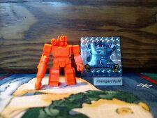 Keshi Surprise! Transformers Decepticons Mini-Figure Soundwave Orange