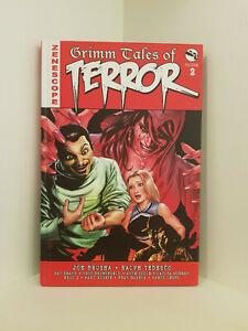 Grimm Tales of Terror: Volume 2, Hardcover, Zenescope, Joe Brusha, Ralph Tedesco