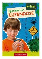 NEU Spezialwissen Lupendose Holger Haag Nature Zoom Coppenrath Spiegelburg