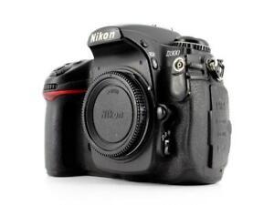 Nikon D D300 12.3MP DSLR Camera - Black (Body only)