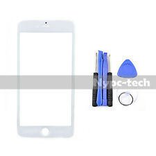 """White Front Outer Screen Glass Lens For Apple Iphone 6 6s PLUS 5.5"""" Replacement"""