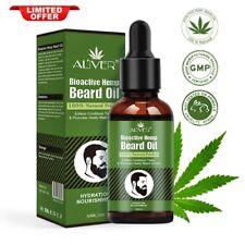 New Men Fast Hair Beard Growth 100% Natural Treatment Oil 30ml Liquid Products