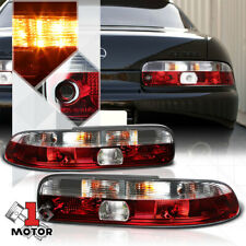 Red/Clear *Euro Altezza* Tail Light Rear Brake Lamp for 92-00 Lexus SC300/SC400
