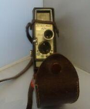 "Vintage G.B Bell & Howell  ""624"" 8 mm  Movie Camera"