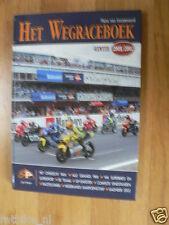 HET WEGRACEBOEK 2001-2002,MOTO GP,COVER START 500CC SBK,VELOCETTE HISTORY
