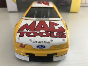 "VERY RARE * 1994 SUBSTITUTE DRIVER * #28 MARK MARTIN ""Get Well Ernie"" MAC TOOLS"