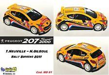 PEUGEOT 207 S2000 - NEUVILLE   - Rally  SANREMO 2011