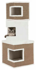 TRIXIE Kratzbaum Cat Tower Lilo 123cm weiß/braun
