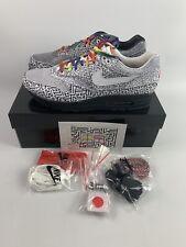 Nike Airmax 1 OA Yawata Yuta Tokyo Maze Black  White Habanero Red In Hand 10.5