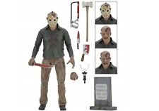 NECA 39716 Action Figure 7 Inch Ultimate Jason Voorhees Friday The 13th Part 4