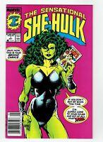 The Sensational She-Hulk #1 1989 TV Show Coming Key Book John Byrne