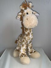 Giraffe Plush Animal Toy First & Main Lankydoodle 14 inches