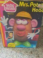 Vintage Playskool Mrs. Potato Head 1983 RARE! in original box.