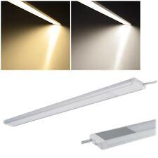 slim Led Unterbau-Leuchte 40/60/90 Küchen-Unterbau-Lampe 230V Möbelleuchte Küche