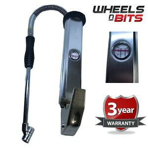 New WNB Professional Garage Air Line Gauge Inflator Inflater Pump Pressure Tyre