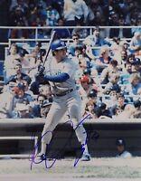 Pete Incaviglia  Texas Rangers Phillies  Signed 8x10 Autographed MLB Photo 17H