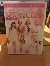 Sex and the City - The Movie (Full Scree DVD