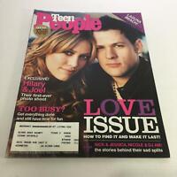 People Magazine: Feb 2006 - Love Issue: Hillary Duff and Joel Madden