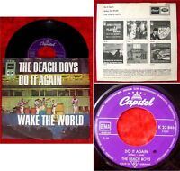 Single Beach Boys Do It Again Wake The World