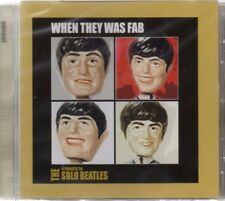 WHEN THEY WAS FAB - TOP OF THE POPPERS PLAY A TRIBUTE TO THE SOLO BEATLES - NEW