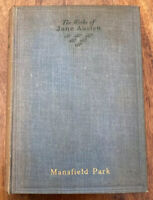 The Works of Jane Austen - Mansfield Park - HB