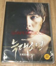 A WEREWOLF BOY SONG JOONG KI KOREA MOVIE 2 DISC DVD SEALED